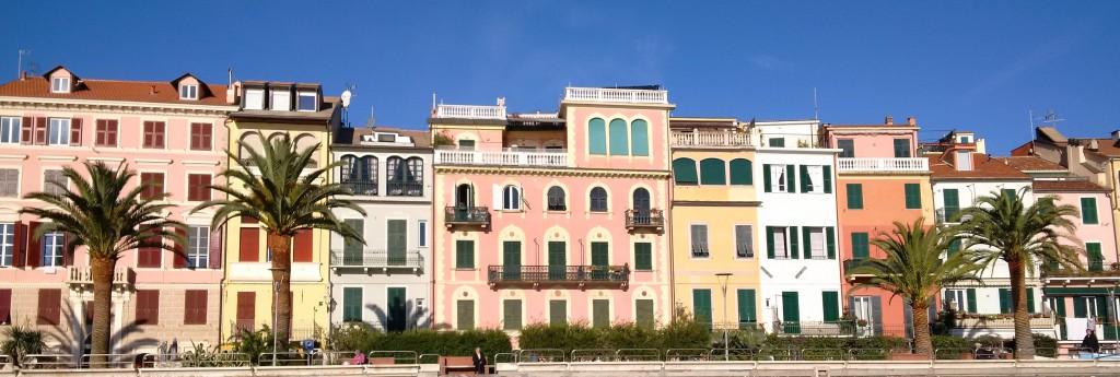 Ferienwohnungen & Apartments in Ligurien Italien